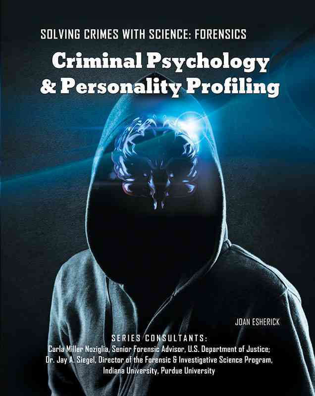 Criminal Psychology & Personality Profiling By Esherick, Joan